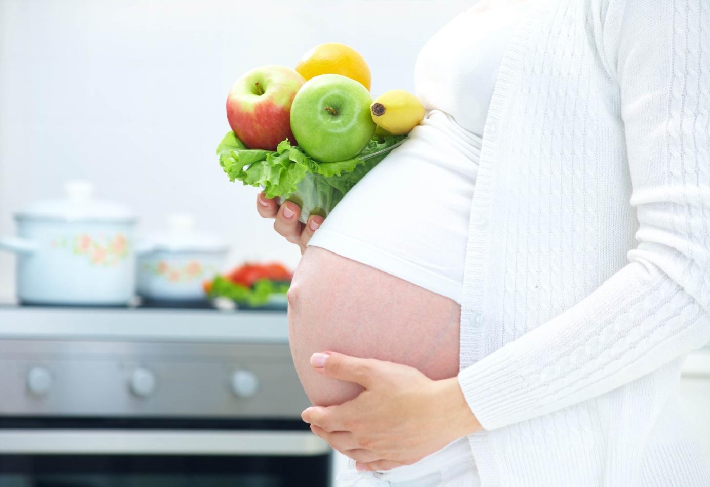 Anne adayı için gerekli besinler