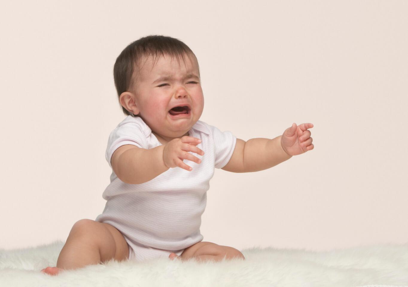 Anne-babalara Not: Ağlayan çocukları nasıl sakinleştirebilirsiniz