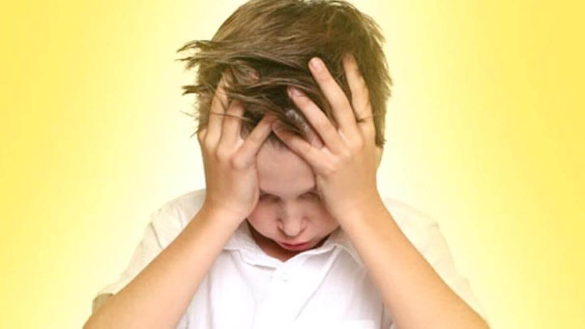 Bebeklerde baş ağrısı nasıl anlaşılır